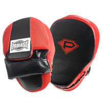 New! PROLAST® EVOLUTION PUNCH MITTS Black / Red