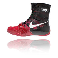 Nike HyperKO - Gym Red / White / Black Boxing Shoes