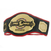 PRO MMA® TOP OF THE WORLD CHAMPIONSHIP BELT