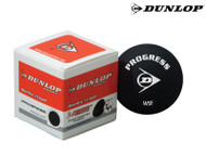 Dunlop Progress Red Dot Squash Ball