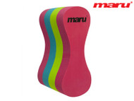 Maru Junior Pull Buoy Pink/Lime