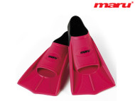 Maru Training Fins Pink/Black