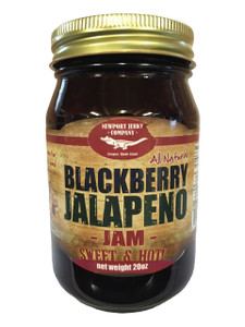 Jam (Blackberry Jalapeno)