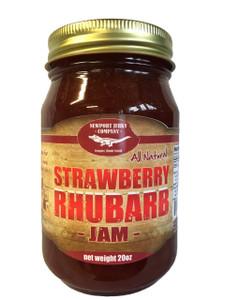 Jam (Strawberry Rhubarb)