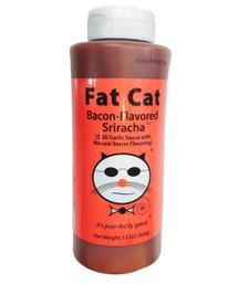 Fat Cat Bacon Sriracha Sauce