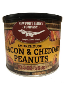 Smokehouse Bacon & Cheddar Peanuts