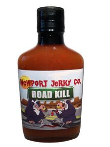 Roadkill XXX Habanero Hot Sauce