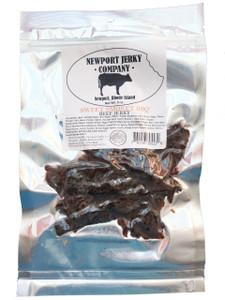 Sweet Smokey BBQ Beef Jerky