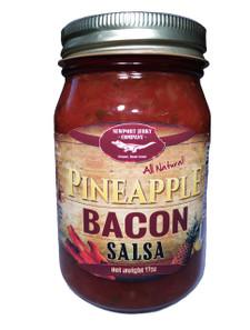 Hawaiian Style Bacon & Pineapple Salsa