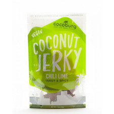 Coconut Vegan Jerky (Chili Lime)