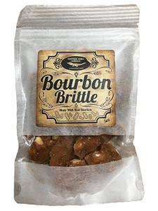 Award Winning Gourmet Bourbon Peanut Brittle
