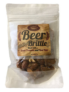 Award Winning Gourmet IPA Beer Peanut Brittle