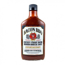 Kentucky Straight Bacon Bourbon BBQ Sauce