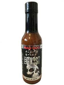 357 Mad Dog Hot Sauce pure ghost