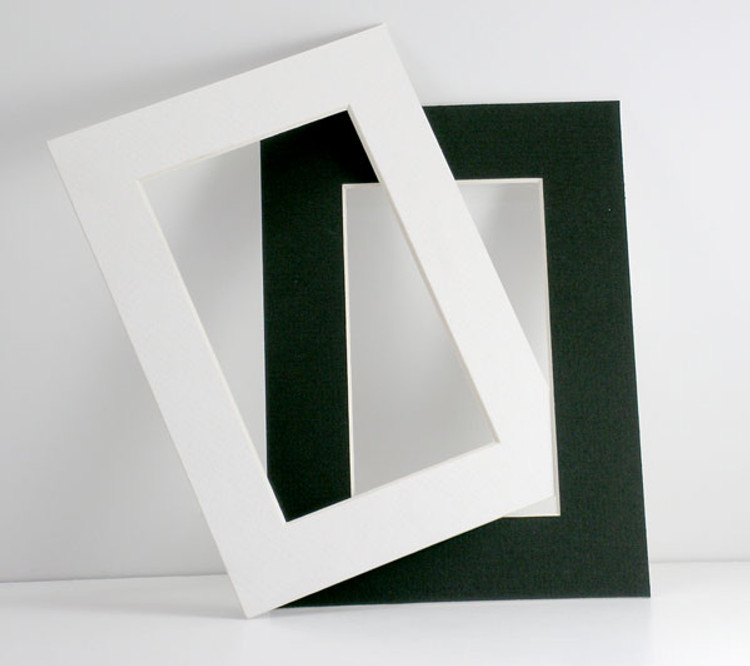 "8x10 Single 25 Pack (Conservation) - includes mats, 1/8"" Acid-Free Foamcore backing, sleeves and tape!"