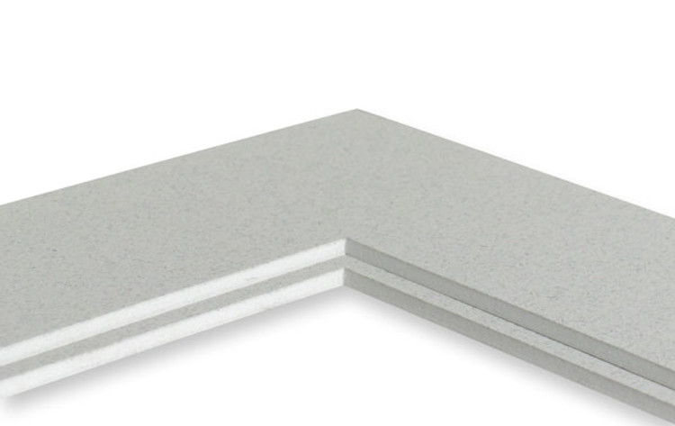 11x14 Double 25 Pack (Standard White Core)
