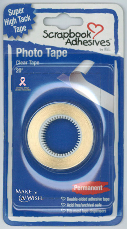 Acid-Free Photo Tape - Refill 20ft