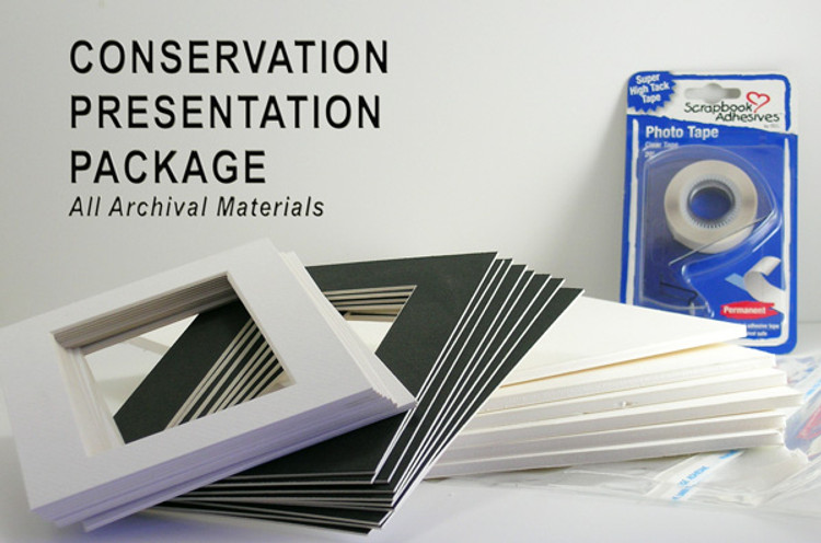 12x16 Double 25 Pack (For Digital Sizes) (Conservation)