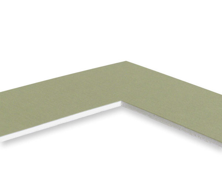 8x10 Single 25 Pack (Standard Whitecore)