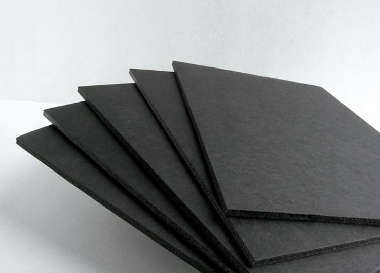 Black Foamcore Backing