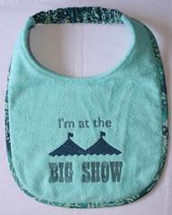 Big Show Drool Bib