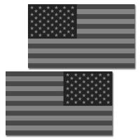 USA Grey Flag Clean