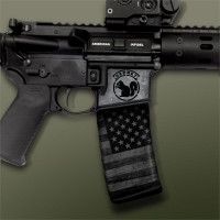 Secret Squirrel Gun Metal Black