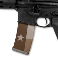 Texas Flag Tan