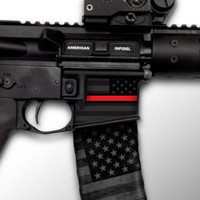 USA Thin Red Line