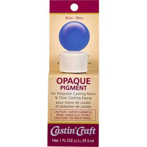 Blue Dye for Resin & Epoxy - Opaque