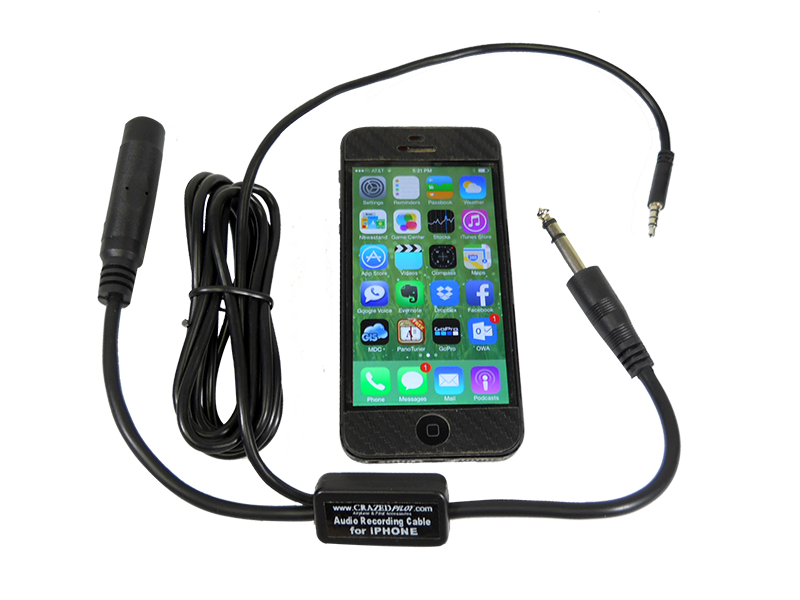iPhone/Android cable by CRAZEDpilot