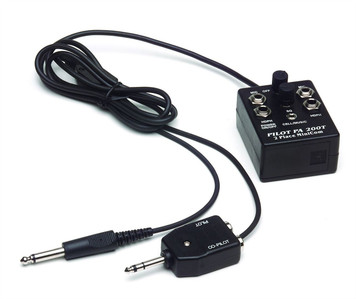 PilotUSA Portable 2 Place VOX Intercom