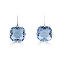 Denim Premier Drop Earrings (E4171)