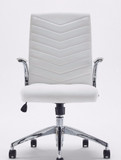 ETC Baresi White Executive Chair (CT)