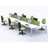 Mesa Bench Desk System - Starter (FOG)