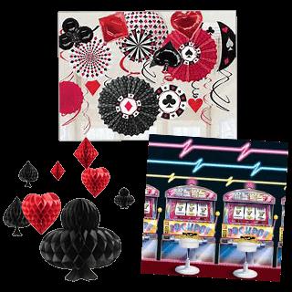 Vegas Party Supplies