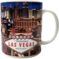 Las Vegas Strip Mug-12oz.