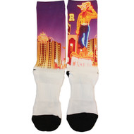 "Legends Socks ""Las Vegas"" DOWNTOWNER"