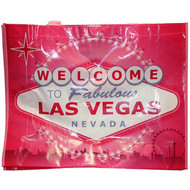 Pink Hiroller Totebag Las Vegas Souvenir