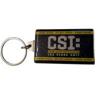 CSI Las Vegas Souvenir Metal Keychain