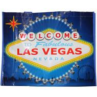 Blue Hiroller Totebag Las Vegas Souvenir