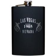 TALL Las Vegas Flask- Est. 1905 Design