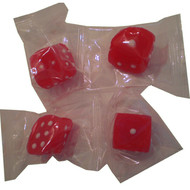 Red Dice Gummies