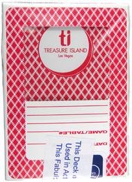 Treasure Island Playing Cards