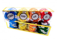 """Casino Chips"" Boxed Chocolate Poker Chips from Las Vegas"