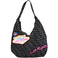 Black and Pink Las Vegas SUPER Handbag