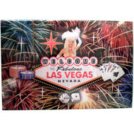 Boxed Playing Cards-Las Vegas Showgirl Design