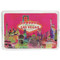 Las Vegas Souvenir Playing Cards- Pink Solar
