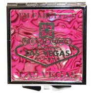 "Las Vegas ""I'm Fabulous"" Square Compact Mirror"