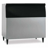 """Ice Bin, 48""""W, top-hinged front-opening door, 800-lb ice storage capacity, for top-mounted ice makers, vinyl clad, painted legs included, protected with H-GUARD Plus Antimicrobial Agent, ETL, ETL-Sanitation"""